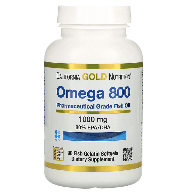 California Gold Nutrition Omega 800