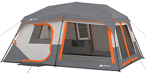 Ozark Trail Instant Cabin Tent with Built in Cabin Lights #1