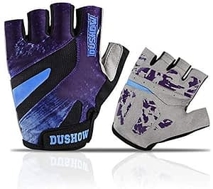 DuShow - Men Cycling Gloves