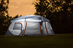Ozark Trail Instant Cabin Tent with Built in Cabin Lights #2