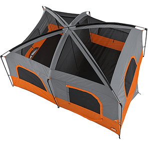 Core 10 Person Straight Wall Cabin Tent #2