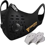 FIGHTECH Dust Mask 2 Filters Reusable Washable Face Mask