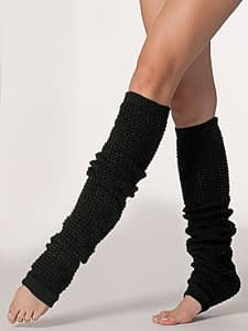 American Apparel Womens Long Legwarmers