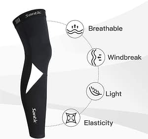 Santic Cycling Leg Warmers