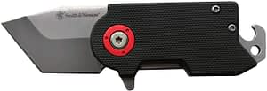 Smith & Wesson Benji 2.5in. High Carbon S.S. Folding Keychain Knife