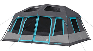 Ozark Trail 10-Person Dark Rest Instant Cabin Tent #1