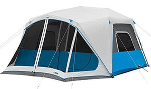 Core 10 Person Lighted Instant Cabin Tents #2 (1)