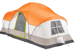 Tahoe Gear Olympia 10-Person 3-Season Family Camping Tent #1