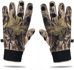 Ehemy Camo Hunting Gloves
