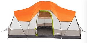 Tahoe Gear Olympia 10-Person 3-Season Family Camping Tent #2