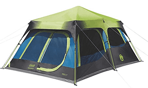 Coleman Cabin Tent with Instant Setup in 60 Seconds #1