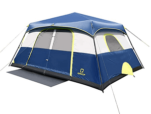 OT QOMOTOP Tents, 10 Person 60 Seconds Set Up Camping Tent #2